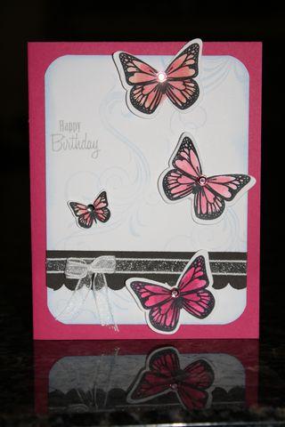 Butterfly Birthday April 2010