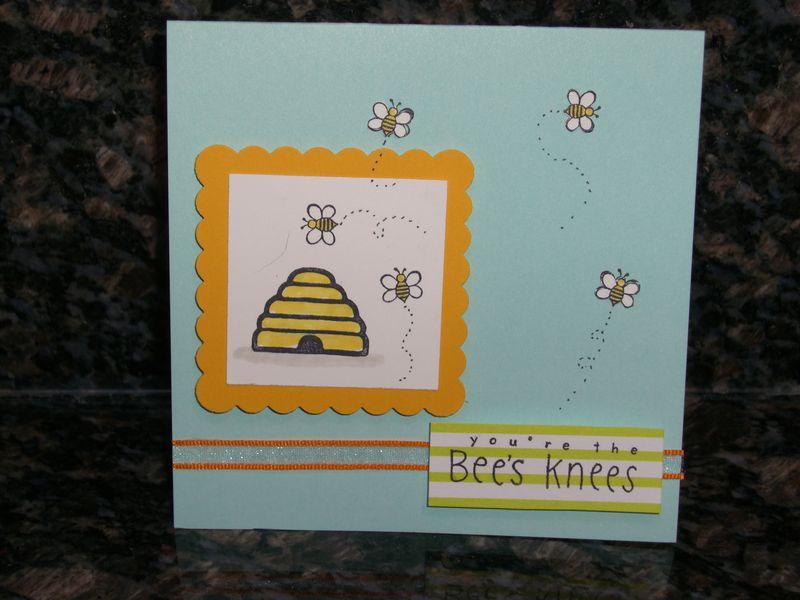 Bees Knees Feb 08
