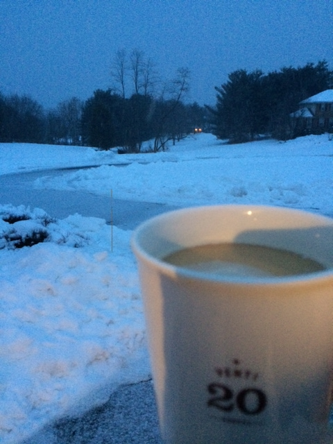 Feb 15th Coffee and Snow