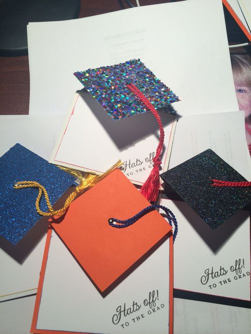 Graduation card 3 June 2014